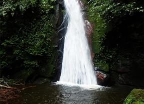 tamushal waterfall